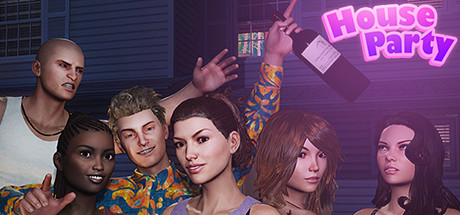 House Party (v0.17.1) Free Download Game for Mac/PC