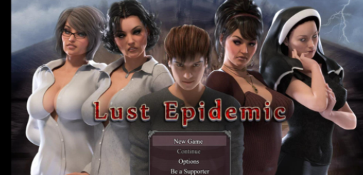 Lust Epidemic v1.0 Free Download Game for Mac/PC