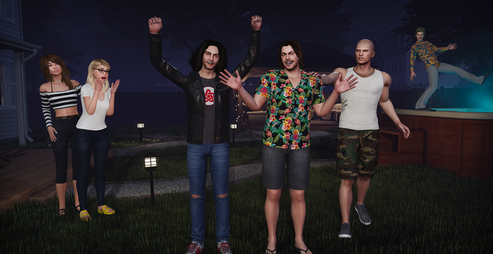 House Party 0.16.5 Game Free Download for Mac/PC Full Version
